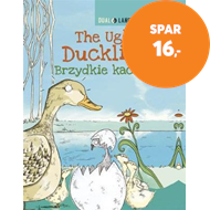 Produktbilde for Dual Language Readers: The Ugly Duckling - English/Polish (BOK)