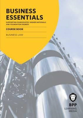 Business Essentials Business Law (BOK)