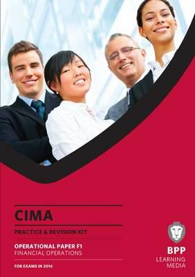 CIMA Financial Operations: Practice and Revision Kit (BOK)