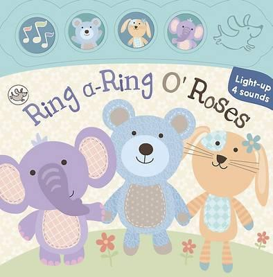 Little Learners Mini Sound and Light Book: Ring a-Ring o'Roses (BOK)