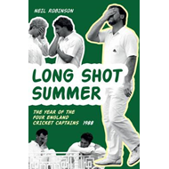 Long Shot Summer the Year of Four England Cricket Captains 1 (BOK)