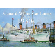 Cunard White Star Liners of the 1930s (BOK)