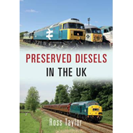 Preserved Diesels in the UK (BOK)