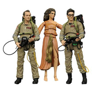 Ghostbusters Collectables (BOK)