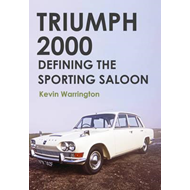 Produktbilde for Triumph 2000 - Defining the Sporting Saloon (BOK)