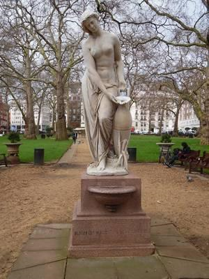 Secrets of Central London's Squares (BOK)