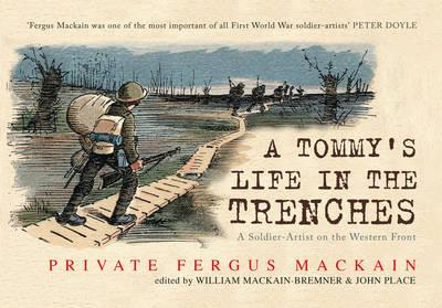 Tommy's Life in the Trenches (BOK)