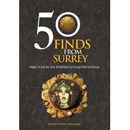 50 Finds From Surrey (BOK)