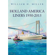 Holland America Liners 1950-2015 (BOK)