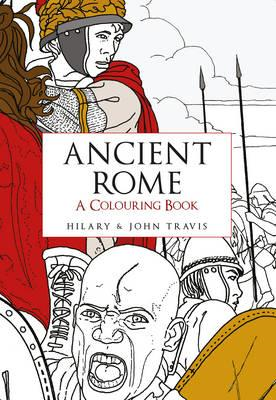 Ancient Rome A Colouring Book (BOK)