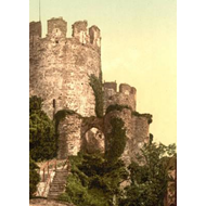 Conwy & Around in 50 Buildings (BOK)