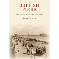 British Piers The Postcard Collection (BOK)