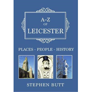 Produktbilde for A-Z of Leicester (BOK)