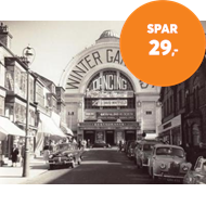 Produktbilde for A-Z of Blackpool - Places-People-History (BOK)