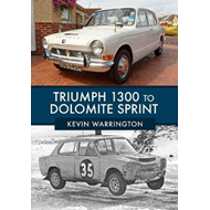 Produktbilde for Triumph 1300 to Dolomite Sprint (BOK)
