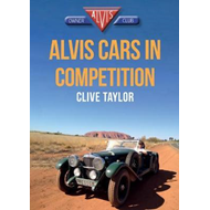 Alvis Cars in Competition (BOK)
