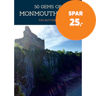 Produktbilde for 50 Gems of Monmouthshire - The History & Heritage of the Most Iconic Places (BOK)