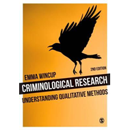 Criminological Research (BOK)