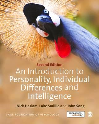Introduction to Personality, Individual Differences and Inte (BOK)