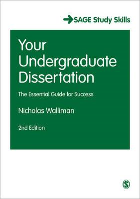 Your Undergraduate Dissertation (BOK)