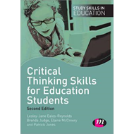 Critical Thinking Skills for Education Students (BOK)