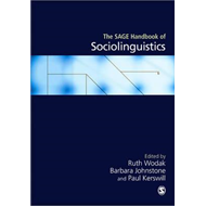 SAGE Handbook of Sociolinguistics (BOK)
