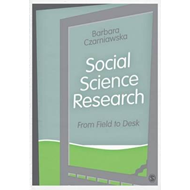 Social Science Research (BOK)