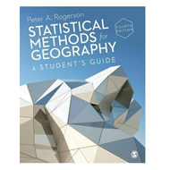 Statistical Methods for Geography (BOK)