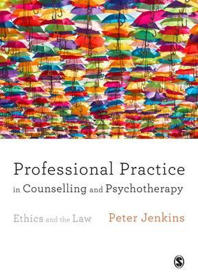 Professional Practice in Counselling and Psychotherapy (BOK)