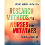 Research Methods for Nurses and Midwives (BOK)