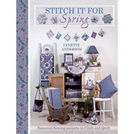 Stitch It For Spring (BOK)