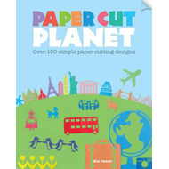 Paper Cut Planet: Over 150 Simple Paper Cutting Designs (BOK)