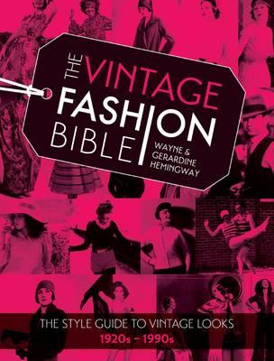 Vintage Fashion Bible (BOK)