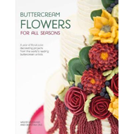Buttercream Flowers for All Seasons (BOK)