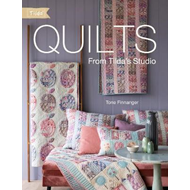Produktbilde for Quilts from Tilda's Studio (BOK)