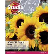 Studio AQA GCSE French Higher Student Book (BOK)