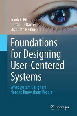 Foundations for Designing User-Centered Systems (BOK)