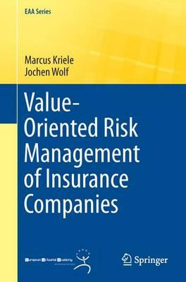 Value-Oriented Risk Management of Insurance Companies (BOK)