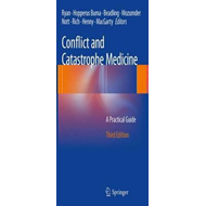 Conflict and Catastrophe Medicine (BOK)