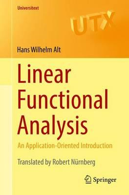 Linear Functional Analysis (BOK)