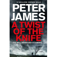 Produktbilde for Twist of the Knife (BOK)