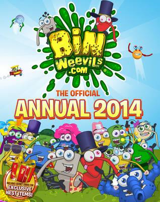 Bin Weevils: the Official Annual: 2014 (BOK)