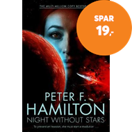 Produktbilde for Night Without Stars (BOK)