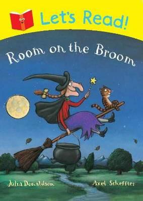 Let's Read! Room on the Broom (BOK)