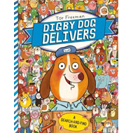 Digby Dog Delivers (BOK)