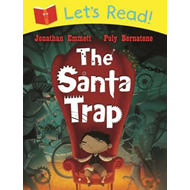 Let's Read! The Santa Trap (BOK)