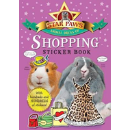 Shopping Sticker Book: Star Paws: An Animal Dress-up Sticker Book (BOK)
