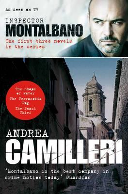 Inspector Montalbano: The first three novels in the series (BOK)