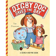 Digby Dog Saves the Day (BOK)