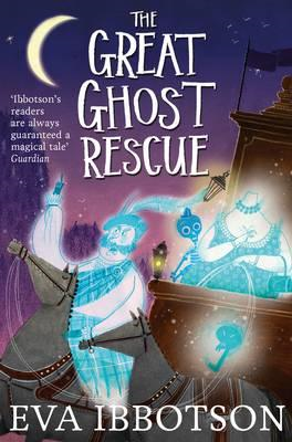 Great Ghost Rescue (BOK)